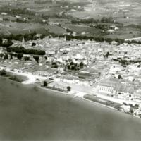 Vue panoramique aérienne